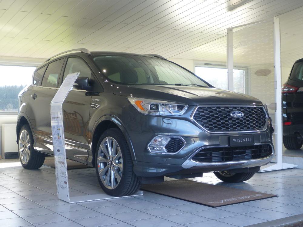 Vignale - der ultimative Ausdruck von Luxus bei Ford