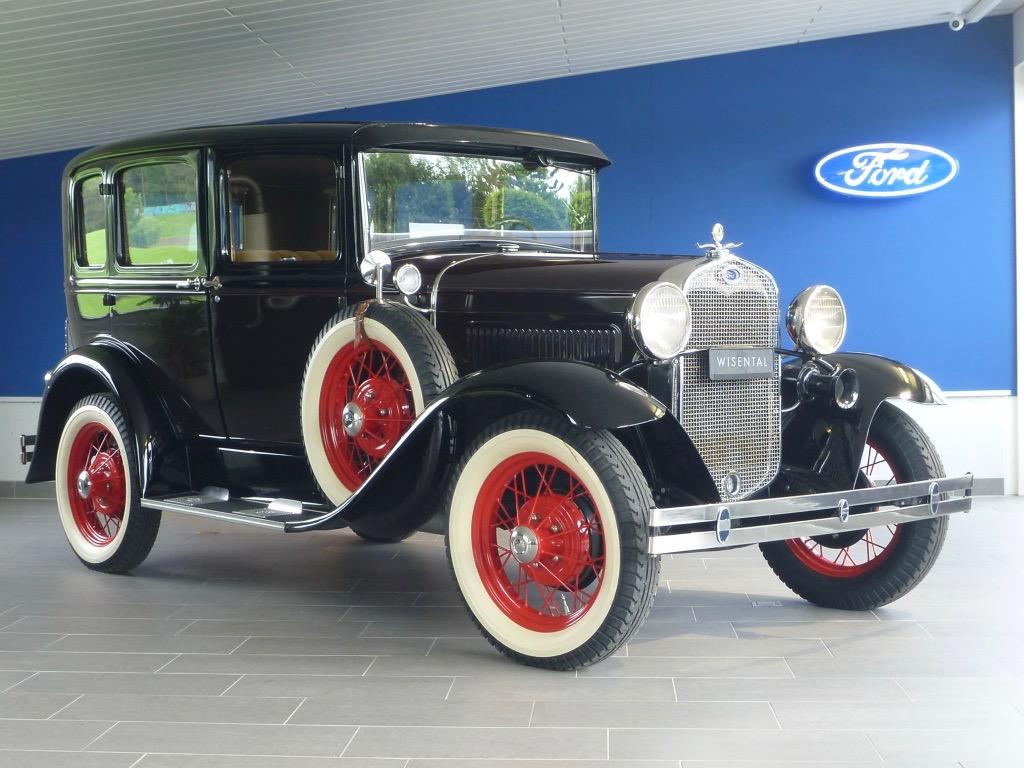 Ford Traumautos aus dem USA