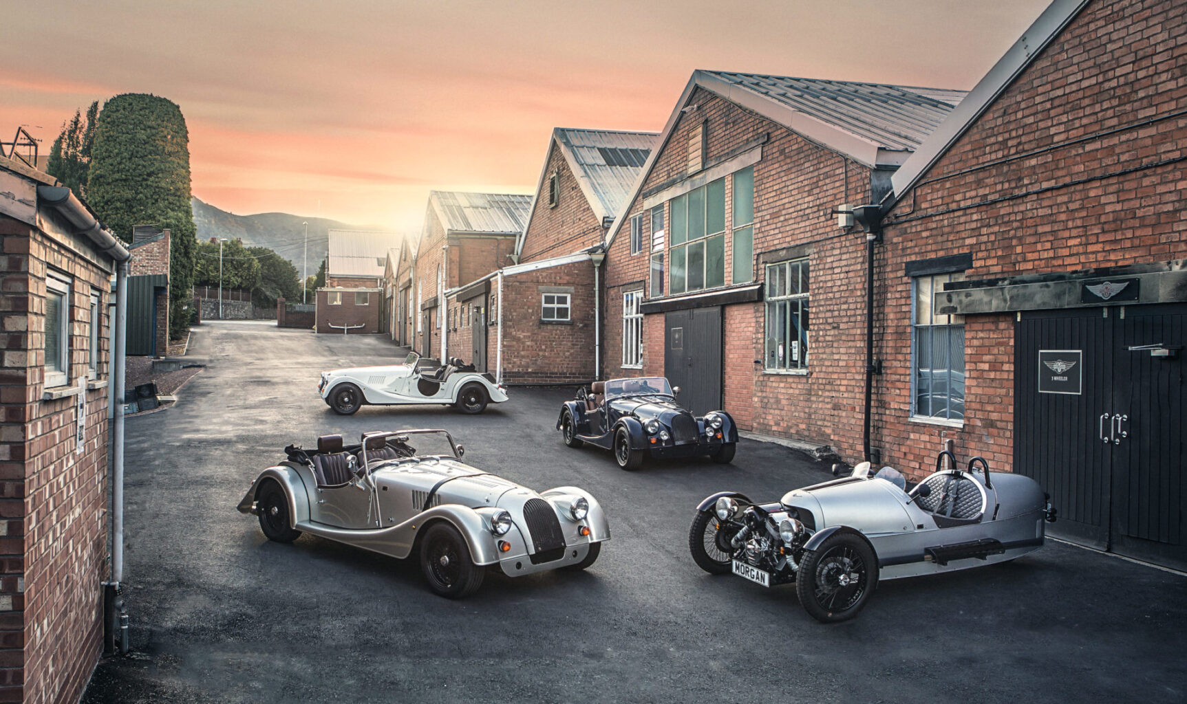 Morgan Motor Cars